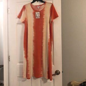 Lularoe NWT Jessie dress size large